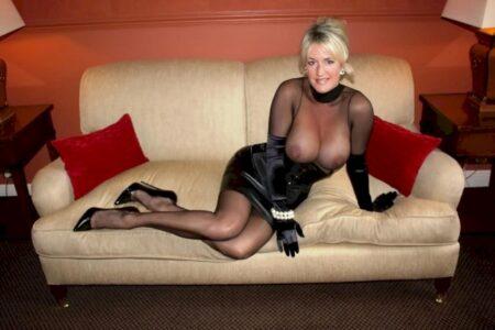 Cougar sexy cherche son libertin