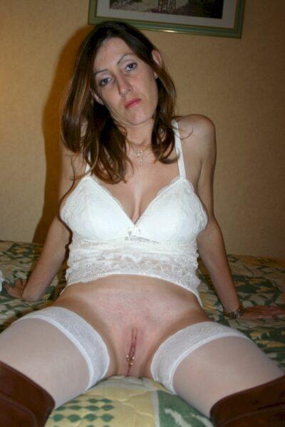 Une femme mature de Châtellerault pour du sérieux